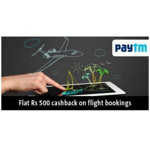 Cleartrip with Paytm Wallet Cashback Offers