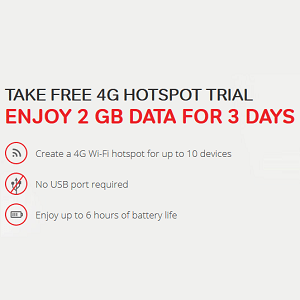 Airtel 4G Loot : Free Internet Trial 2GB Data