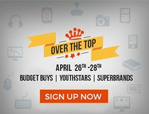 Overcart Three Day Super Sale is Back