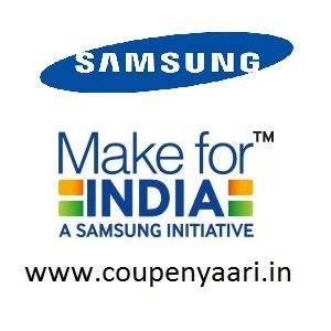 Samsung Make for India Celebrations : Rs 1 Mobile Phones