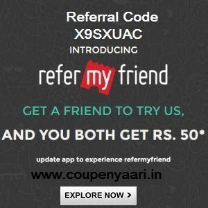 BookMyShow Referral Code