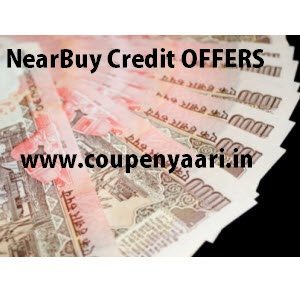 Buy NearBuy Credit 15% off on Rs. 2000