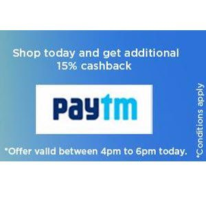 PayTm CashBack Big Basket Offers 15% CB with PayTm wallet