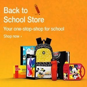 Amazon Back to School Offers School Essentials