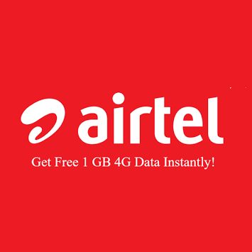 Loot Offers Airtel 4G Free 1 GB Data Missed Call