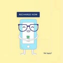 Paytm Recharge & Bill Payment Rs 25 Cashback on Rs 50 [Valid For 1st 3 Transaction On Paytm App]