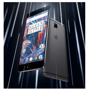 Buy OnePlus 3 Smartphone Rs. 27898 Amazon Invite Free