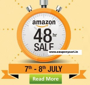 Amazon 48 Hours Sale 7th – 8th July