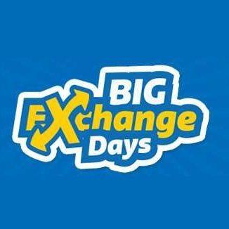 Flipkart Big Exchange Days Online at Best Price