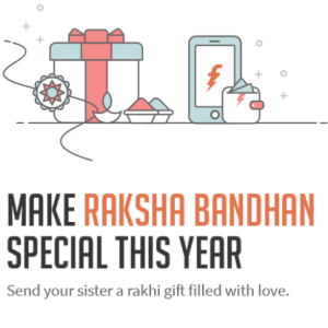 Freecharge Send Cash to Sister Rs 5 to Rs 25 Cashback