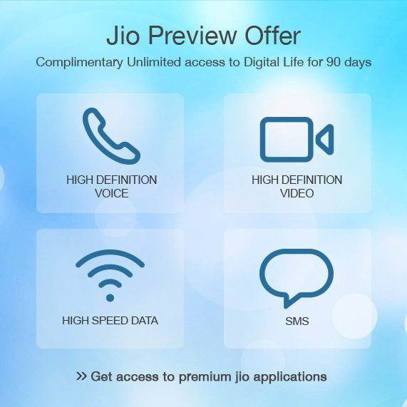 Reliance Jio Preview Offer LG, Samsung & All 4G Users Trick
