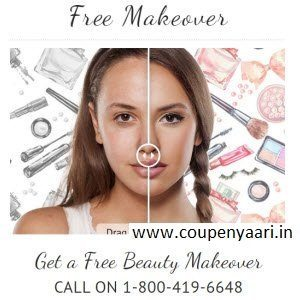 Free Make Over at Shoppers Stop stores