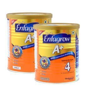 Free Sample Loot Enfagrow A+ Nutritional Powder for 2-6 Year Kids
