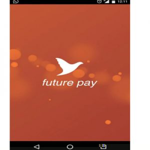 Future Pay Loot Free Rs.100 in Your Future Pay Wallet on Download