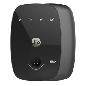 Ajio Offering Buy JioFi 4G Portable Wi-Fi Device Rs 1999 & Free Rs 600 PVR Voucher
