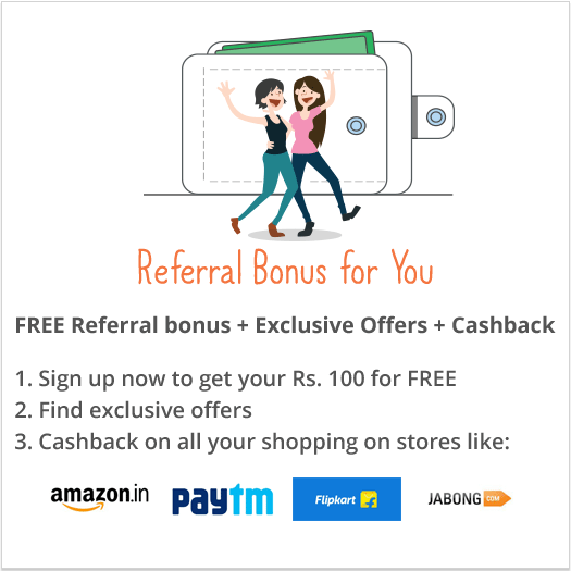 Zingoy Referral Code : Get Rs 100 Refer and Earn Cashback