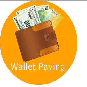 Wallet Paying Referral Code Refer and Earn