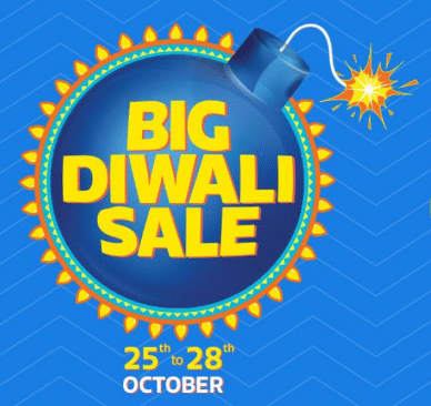 Flipkart Big Diwali Sale 20th - 24th October 2016