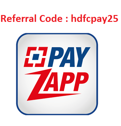Payzapp Referral Code : Loot Refer and Earn Rs 25