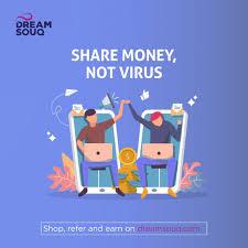 Download APK DreamSouq Referral Code Get Free ₹50 + Refer & Earn